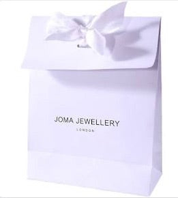 JOMA JEWELLERY A Little Happy 50th Birthday Silver Bracelet