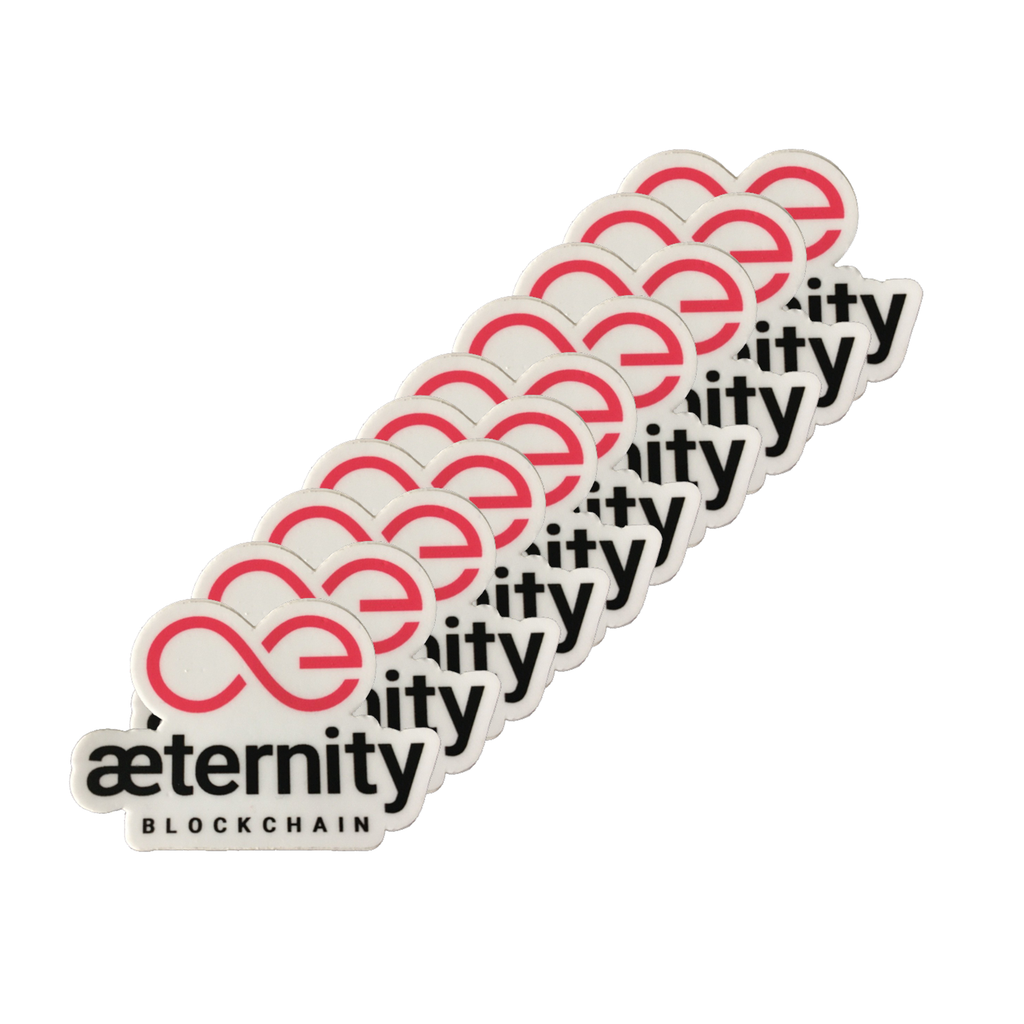 Sticker æternity (Pack of 10)