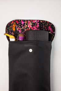 YO DRAGON Yoga Bag // Black
