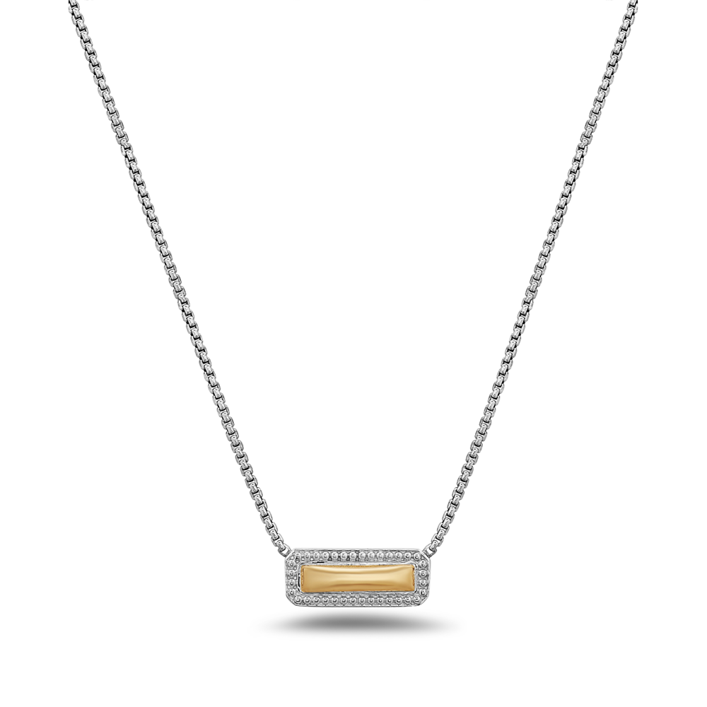 Firefly Two-Tone Necklace