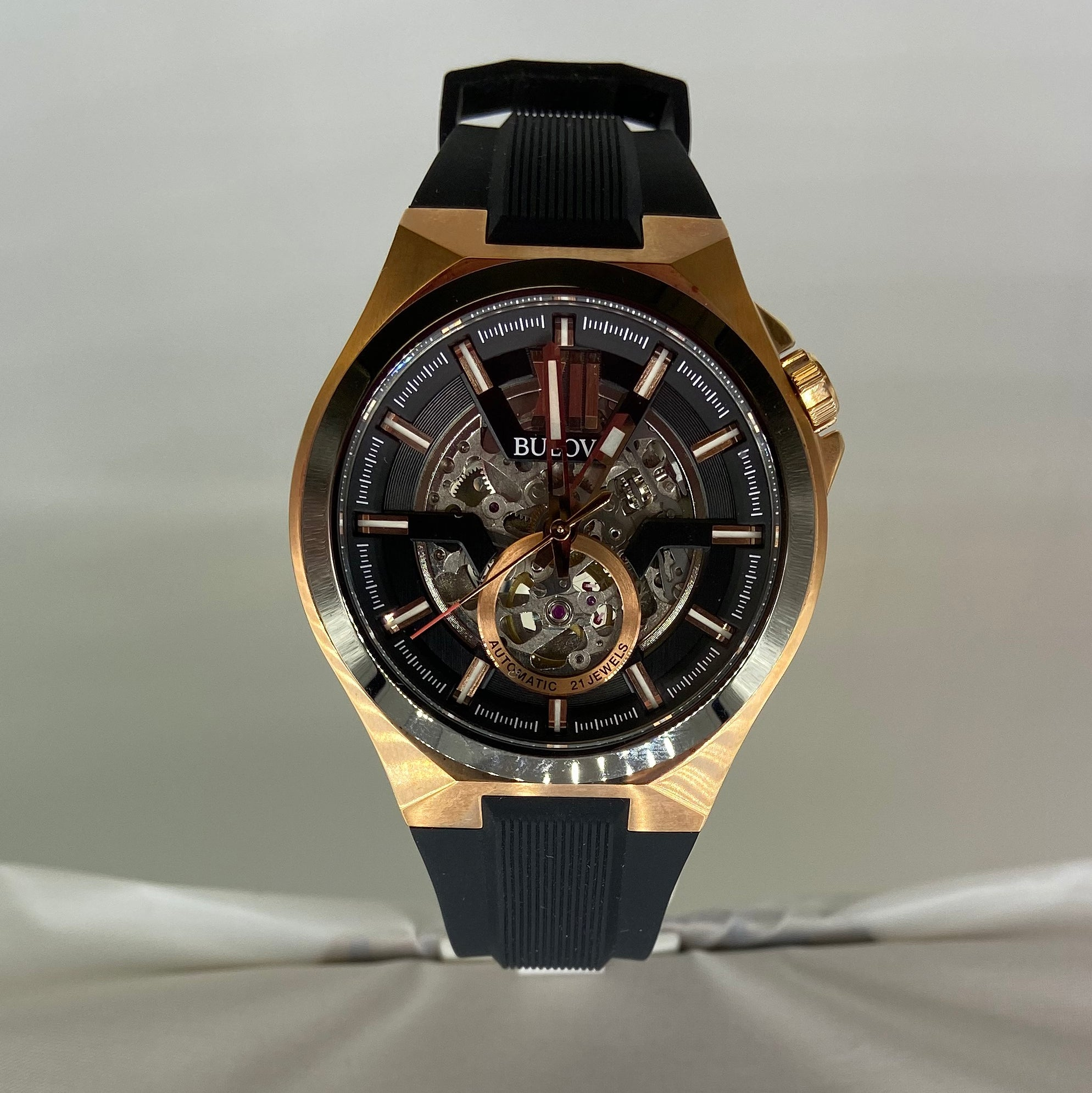 Bulova Automatic 21 Jewels