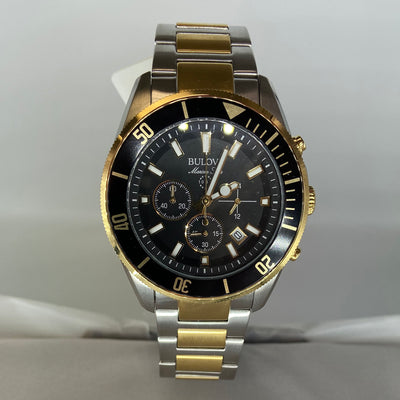 Bulova Marine Star Two-Tone