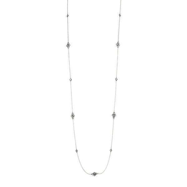 Freida Rothman Signature Four Point Station Necklace