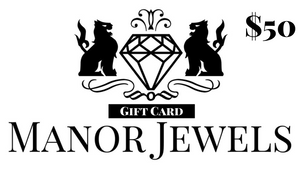 Manor Jewels Gift Card