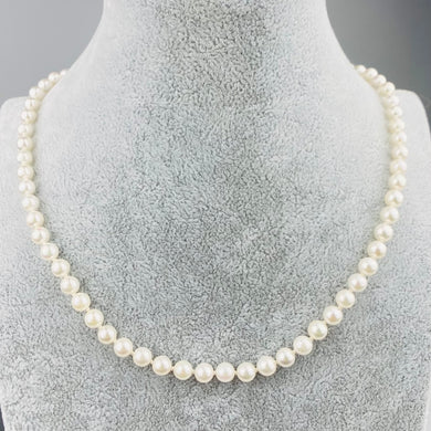 PAYMENT 3 OF 3: Custom order, pearl strand