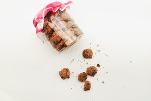 Chocolate Chip Lactation Cookies - Confinement Food Delivery | Chilli Padi Confinement