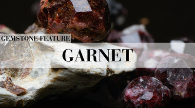 Garnet Is Our Favourite Gemstone.  Here's Why