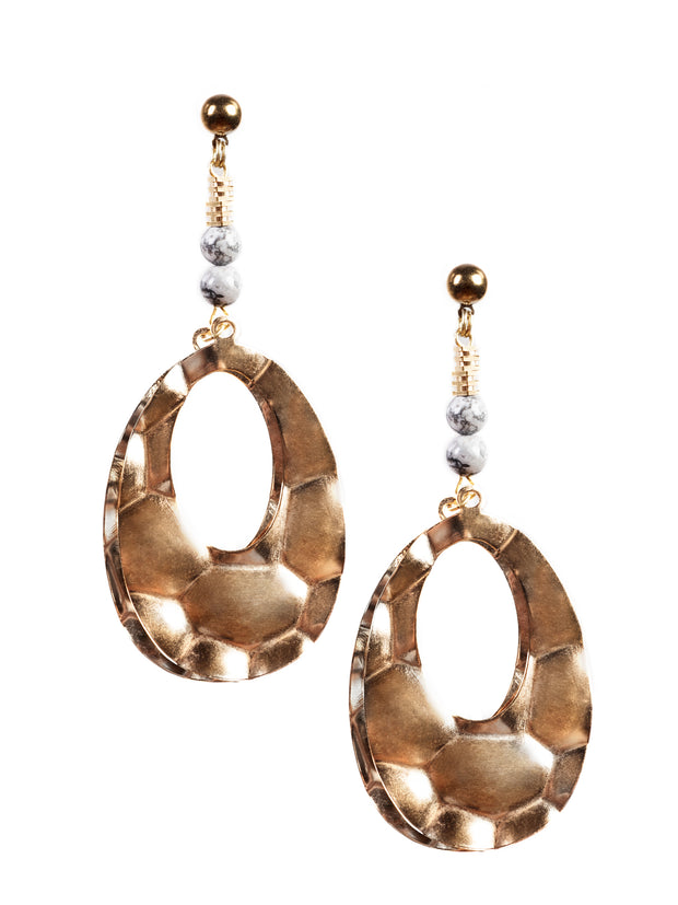 Arezzo Safari Earrings