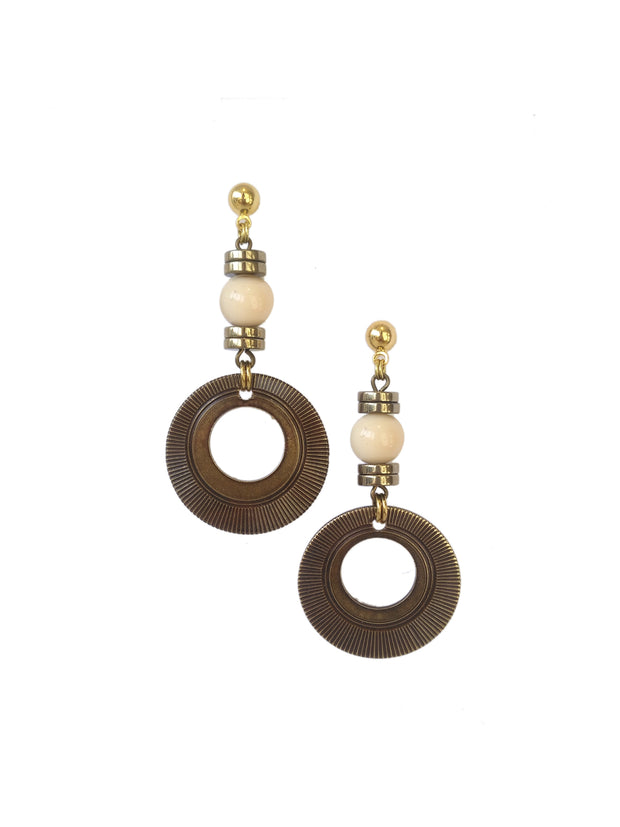 Fredrick Prince De La Creme Earrings
