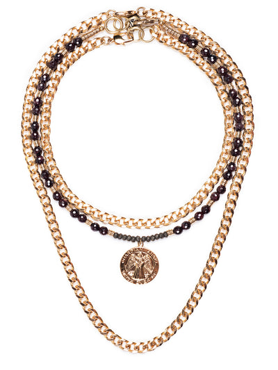 Fiorentina Statement Necklace Set/3