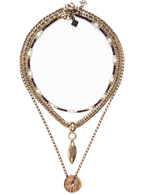 Portofino Feminine & Fierce Necklace Set/3