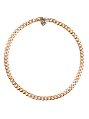 UNISEX Lightweight Medium Size Cuban Link Chain