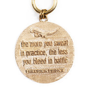 Fredrick Prince St. George and The Dragon Medallion Necklace