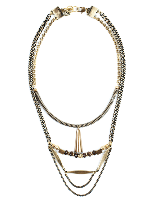 Tribal No.2 Necklace