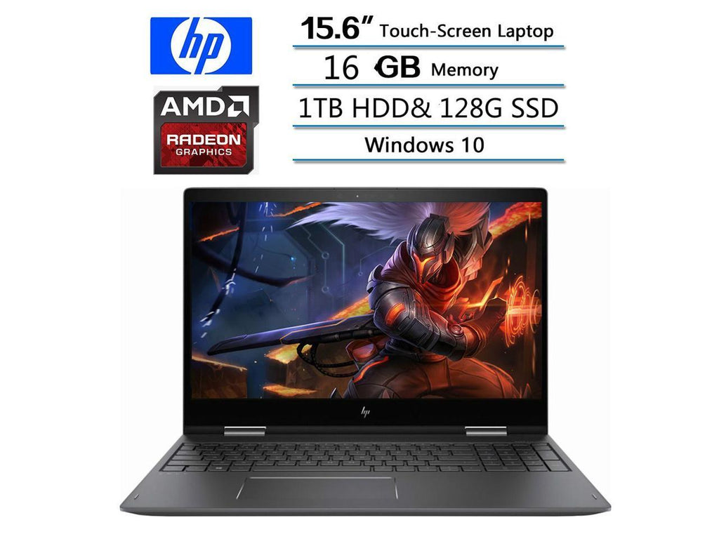 2018 Premium HP Envy X360 2-in-1 15 6