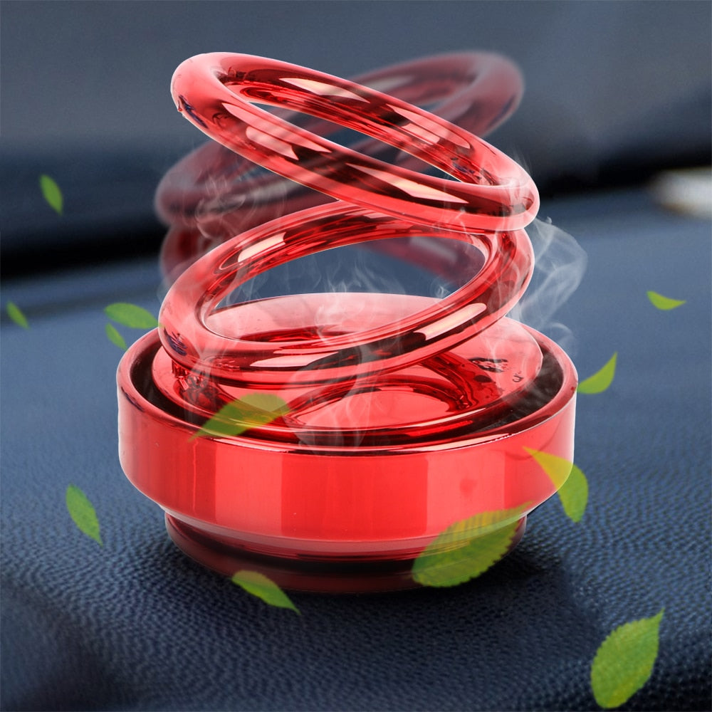 Unique Rotating Aromatherapy  For Car Home Office