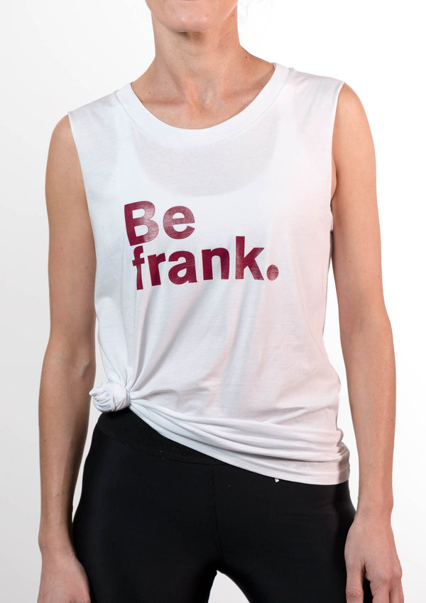 Women's frank tanks