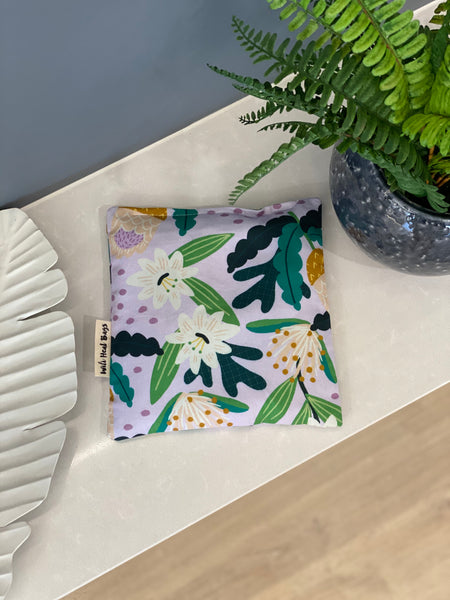 Square Heat Bag - Wild Flowers