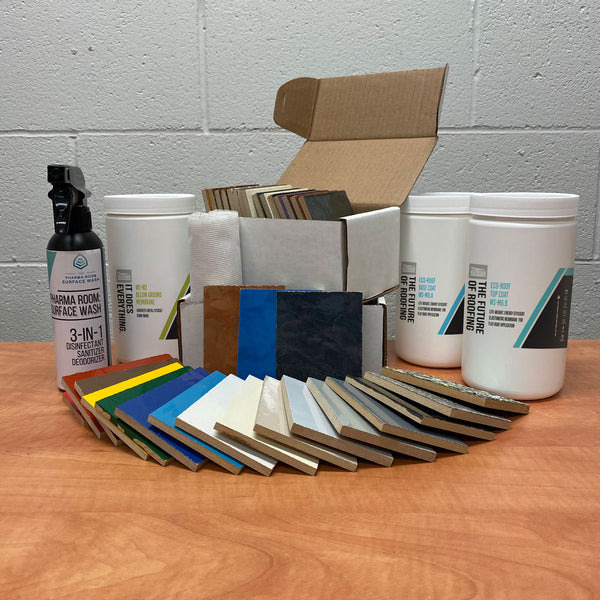 Weatherskin Product Sample Kit
