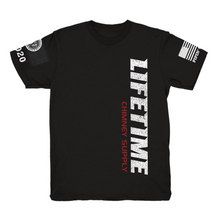 "Load image into Gallery viewer, NEW!! 2020 Lifetime ""Gettin' Paid For Good Pipe"" USA Short Sleeve Shirt"