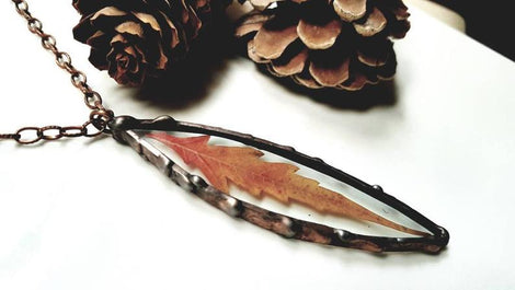 FLORAL & LEAF JEWELRY