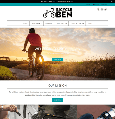 BicycleBen ( Bicycle Accessories Store)