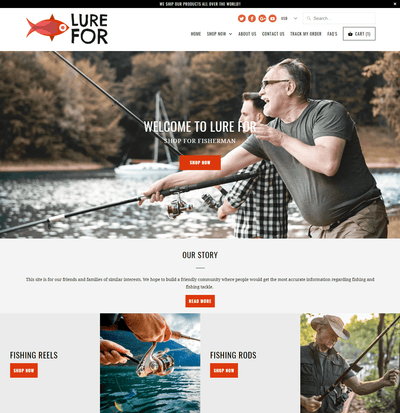 LureFor ( Fishing Accessories Store)