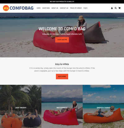 ComfoBag ( One Product Store)