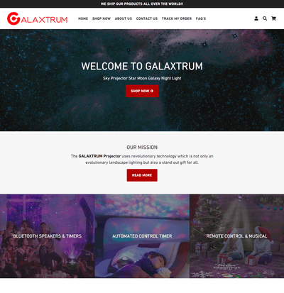 GalaxTrum ( One Product Store)