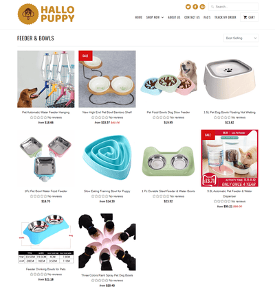 HalloPuppy ( The Pet Accessories Store)