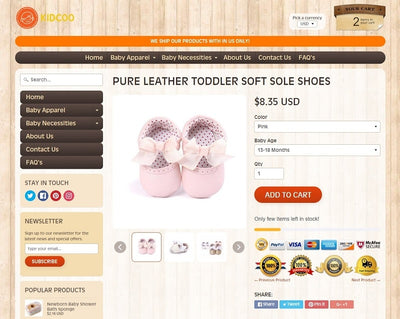 Kidcoo ( The Baby Store)
