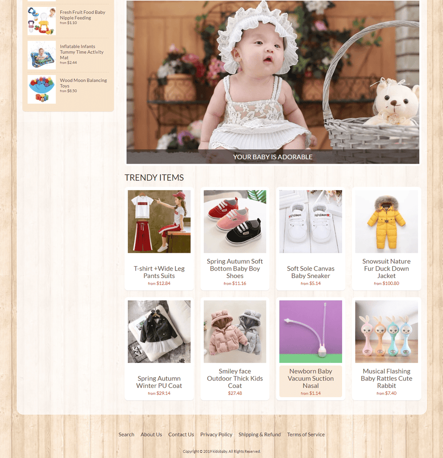 KidoBaby ( The Baby Products Store)