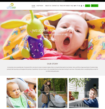 LittloBaby ( Baby Accessories Store)