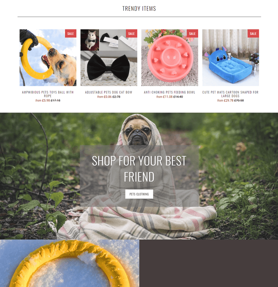 PaddlePet (The Pet Accessories Store)