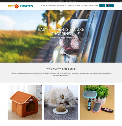 Petpirates ( The Pet Accessories Store)