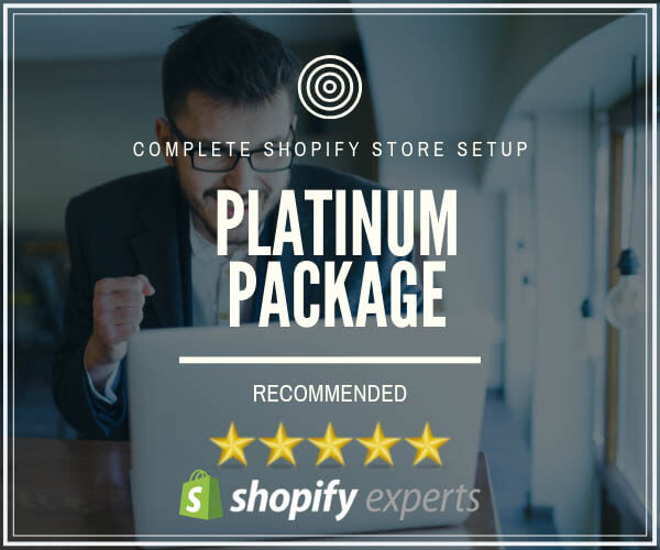 Platinum Shopify Store Package (6 Days Delivery) - Shopify Experts - xeedevelopers