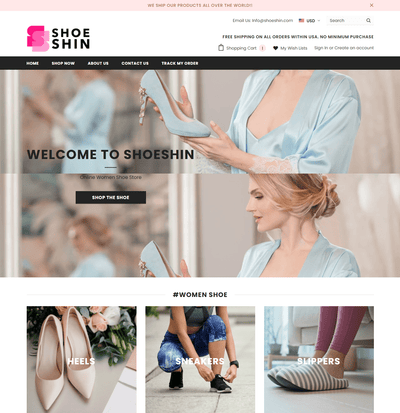 ShoeShin ( Women Shoe Store)