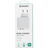 eSTUFF Home Charger 2 USB 4,8A, 24W Seinälaturi-Handle It Online Store