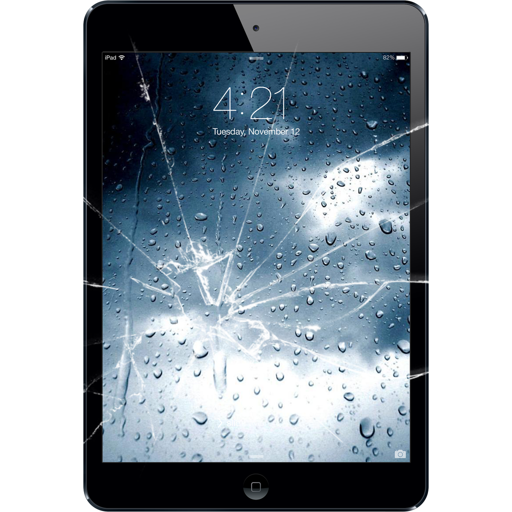 iPad Mini 3 LCD- paneelin ja lasin vaihto-Handle It Online Store