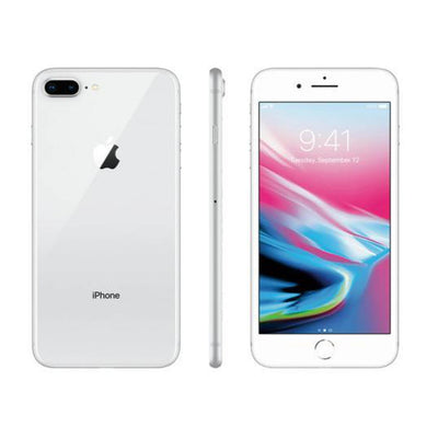 iPhone 8 Plus Silver - 256 GB