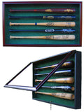 5 Baseball Bat Display Case