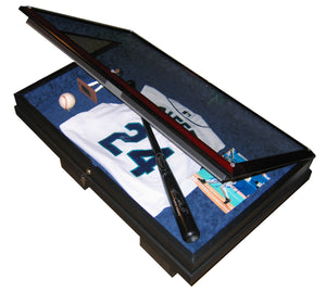 Homeplate Heroes All Sports Coffee Table Display Case