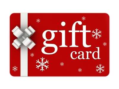 Homeplate Heroes $400.00 Holiday Gift Card
