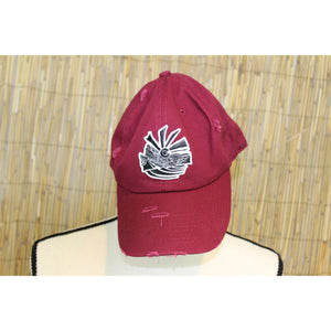Red Rocks Unstructured Hat