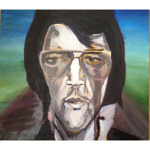 Elvis Presley Original Painting