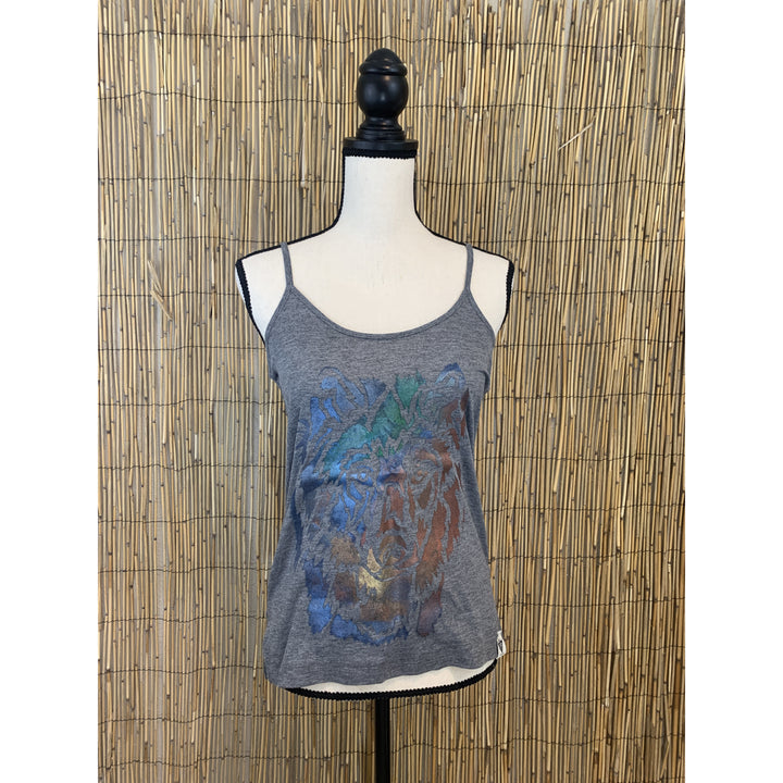 Wolf Hand Painted Women's Cami Tank
