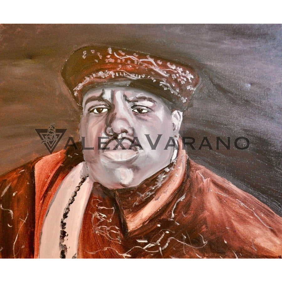 Biggie Smalls Print Original Painting