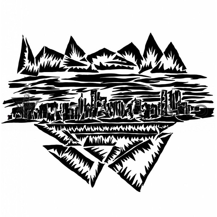 Denver Skyline Design