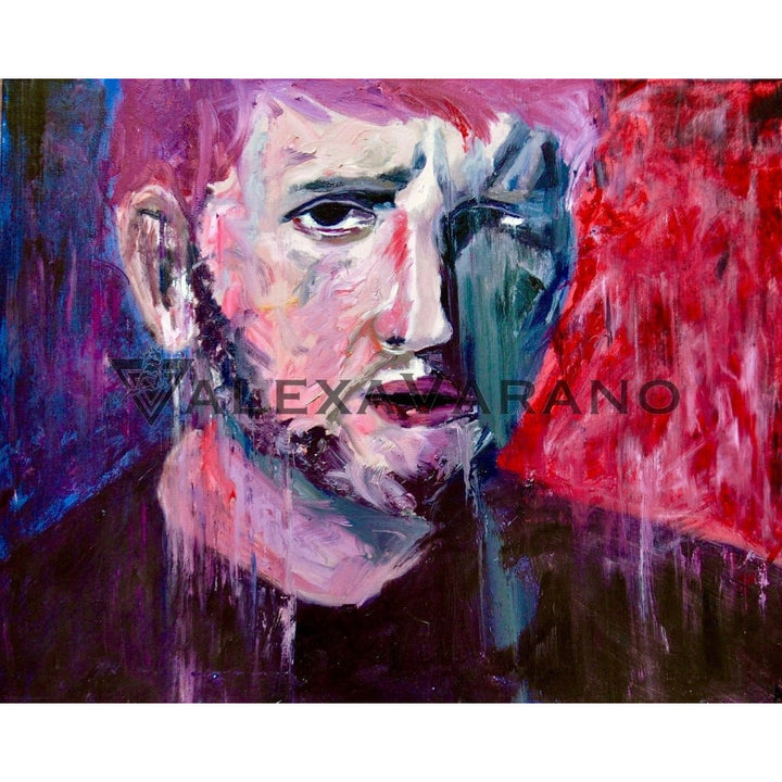 Layne Staley Print Original Painting