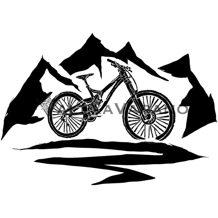 Mountain Bike Design